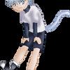 Neko-Killua animated doll by nekomukuro