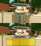 Trash Squid.