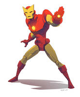 IronMan by Toyebot
