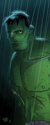 Hulk Rains