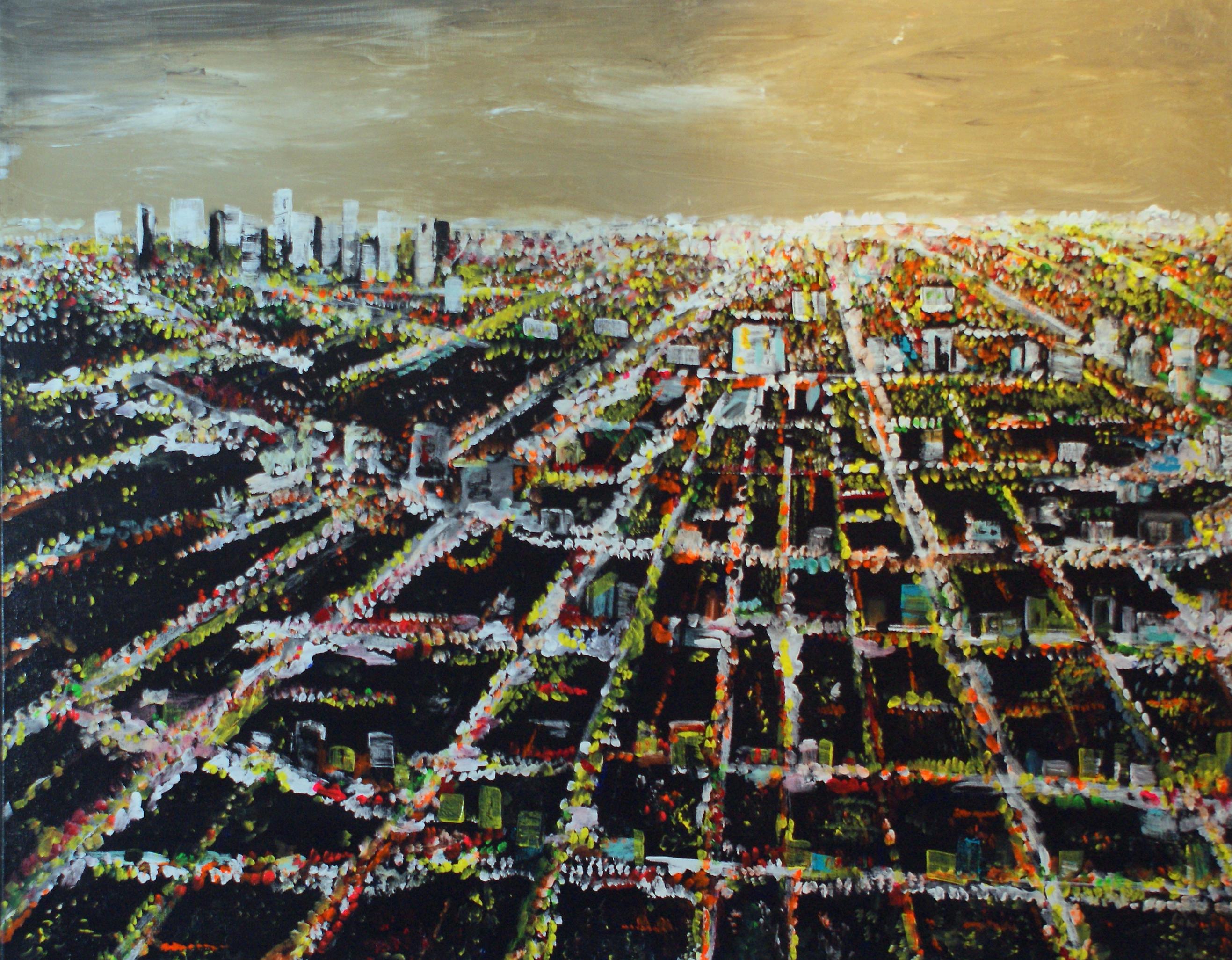 San Francisco by loew-art