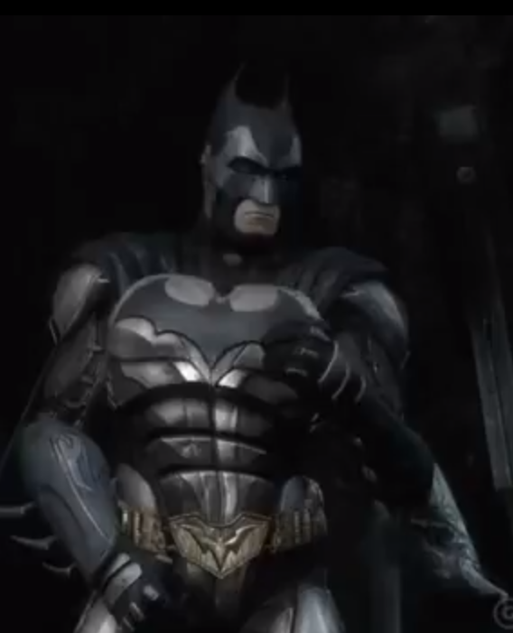 Injustice Gods Among Us Batman Armor Reference 2 By MrMumbles91