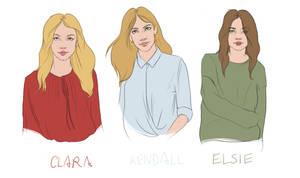 The Barragan Girls