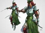 Warlands' Tahjarra