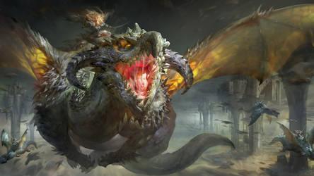 Sisterhood of The Dragon by VoltaCrew