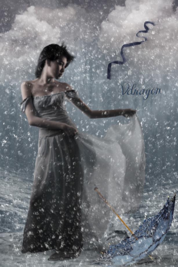 Rain Dance~ by VDRagon1964