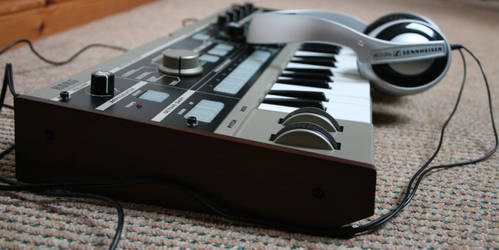MicroKorg by fingerclickingood