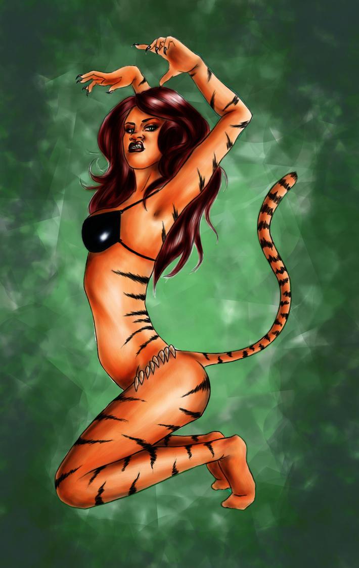 Tigra by Phabee