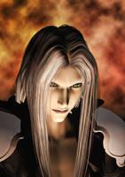 Sephiroth by DarthMael