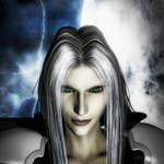 Sephiroth - Second Render