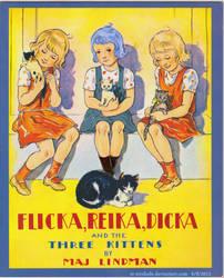 Flicka, Reika, and Dicka by ST-Attidude