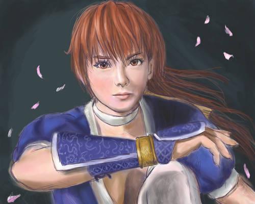 Kasumi DOA 5 portrait