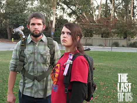 Joel and Ellie
