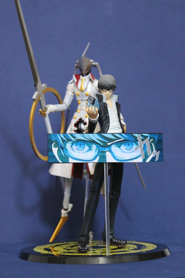 Persona 4 - Narukami and Izanagi No Okami by alyonheart on ...Izanagi No Okami Wallpaper