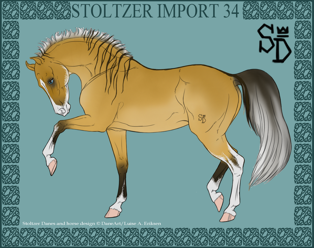 Stoltzer Import 34 by ThatDenver