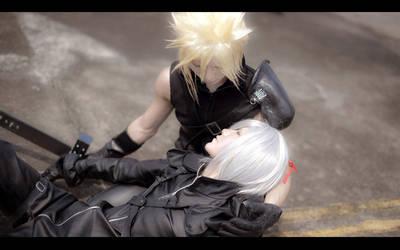 Final Fantasy VII AC by herotenka