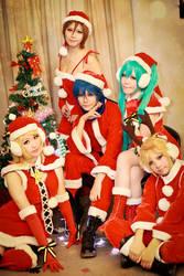 Merry X'mas by herotenka