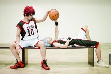 Kuroko no Basket 02 by herotenka