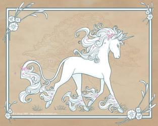 Cherry Unicorn - improved by Astrocat