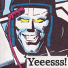 Megatron says yeeeessss! by Astrocat
