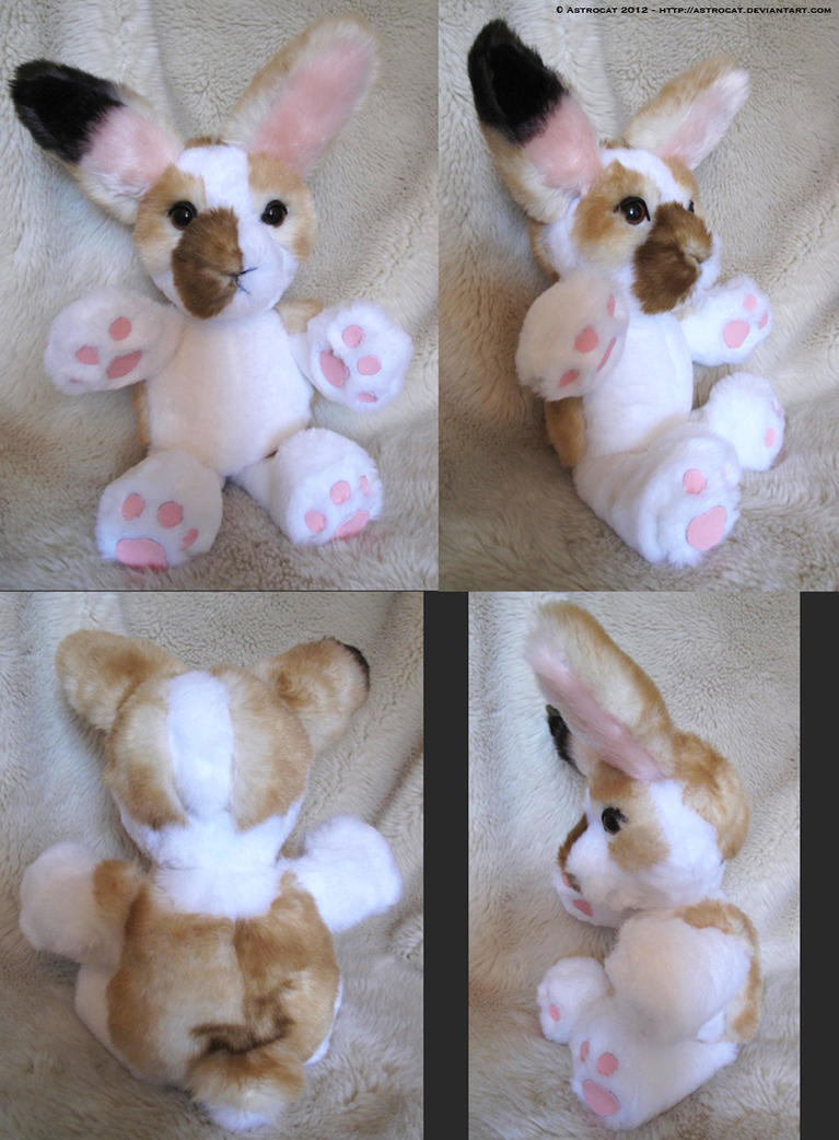 Ianto plushie by Astrocat