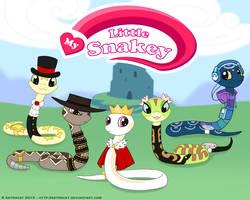 My Little Snakey Extra by Astrocat