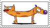 CatDog Stamp by taximals