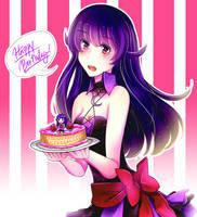 Happy Birthday Mooonnnnn by Scuroro