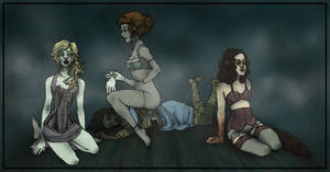 the pinups