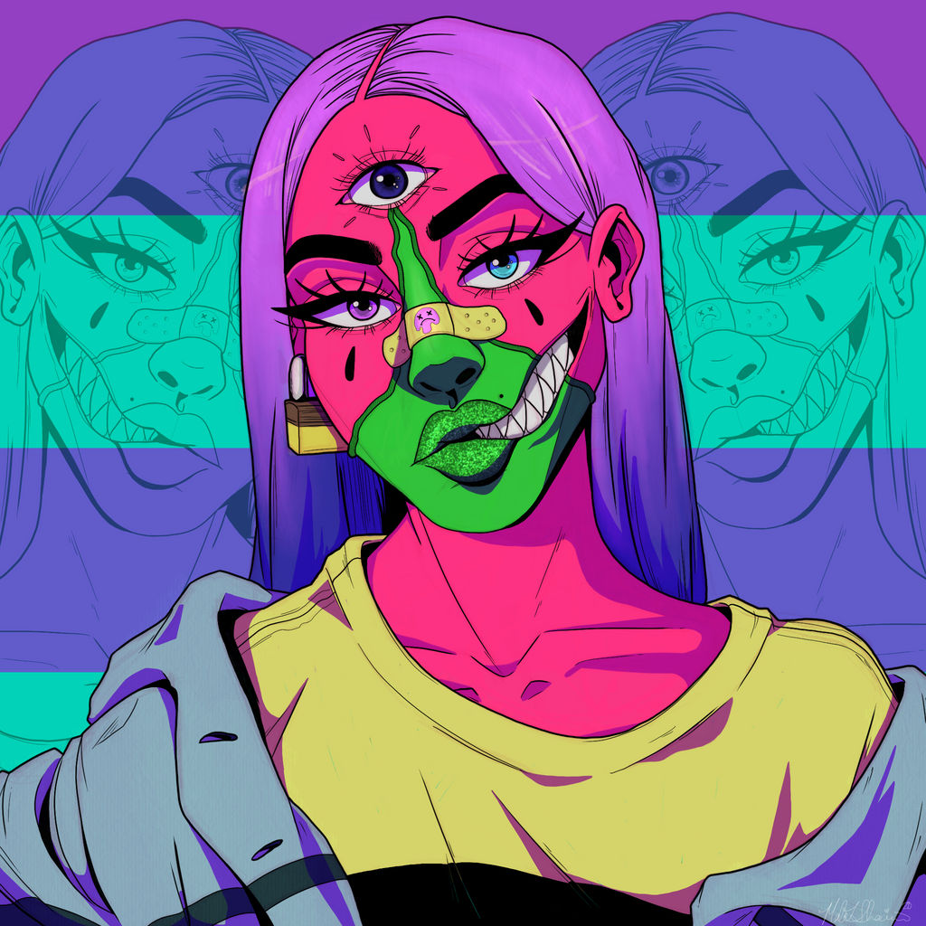 DTIYS: the_artist_punk
