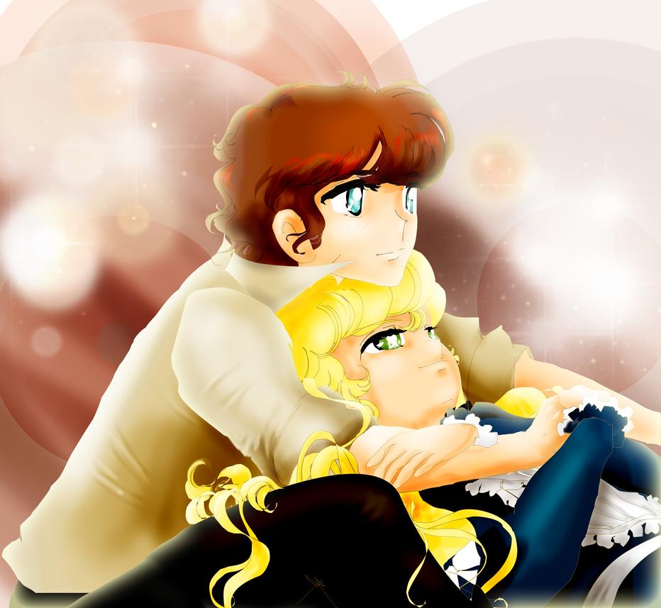 Arthur and Georgie by Kika777