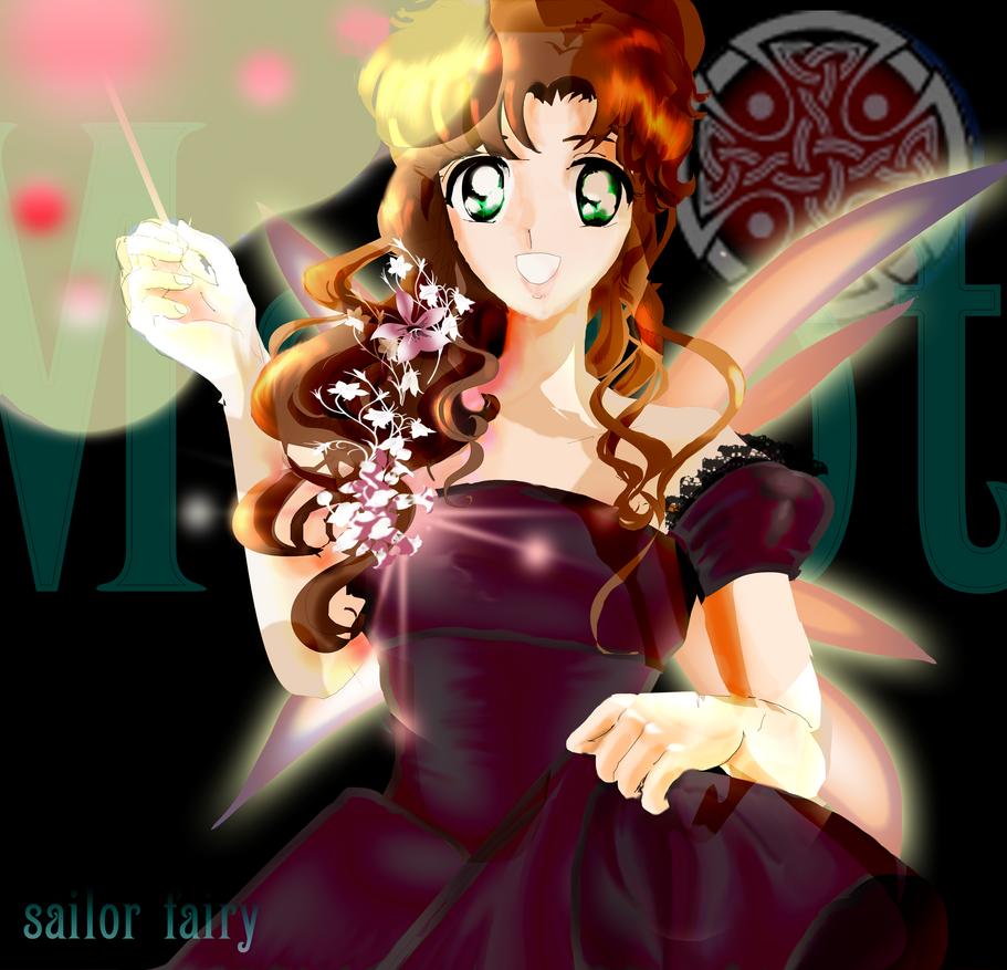 Sailor fairy - Makoto by Kika777