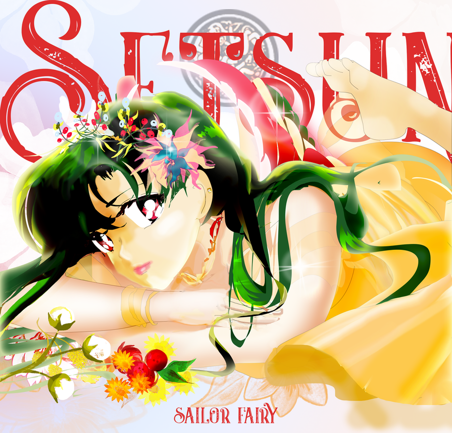 Sailor fairy - Setsuna by Kika777