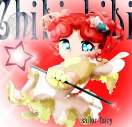 Sailor fairy - Chibichibi by Kika777