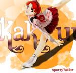 Sporty sailor - Kakyuu by Kika777