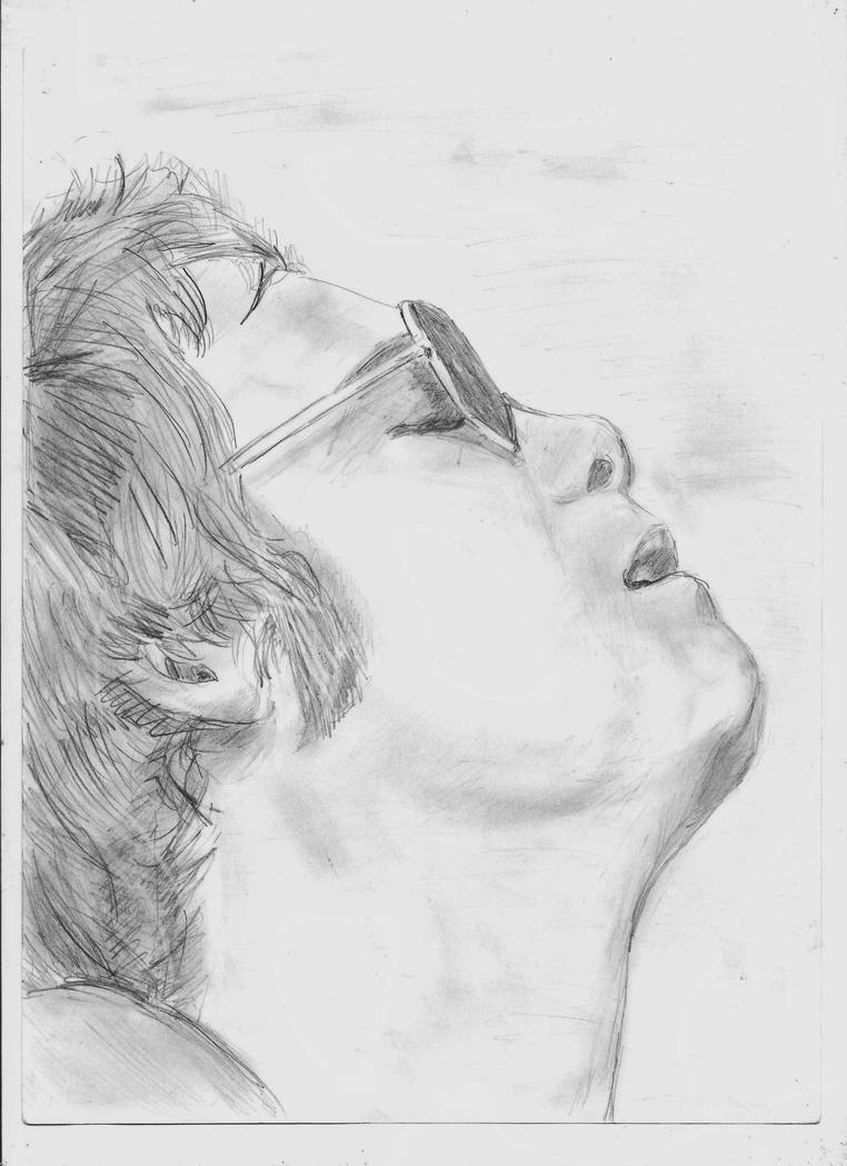 Sir Elton John by OlyaJOHNKozina