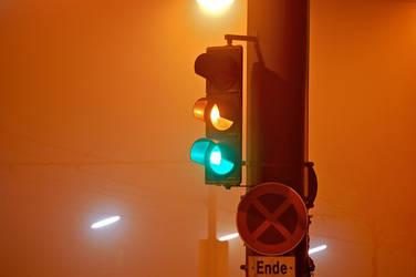 Traffic Lights by jakobdenk