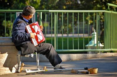 Music in Vienna by jakobdenk