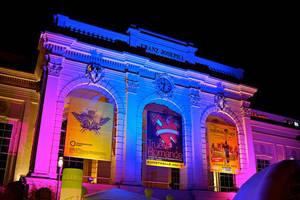 Museumsquartier in Vienna