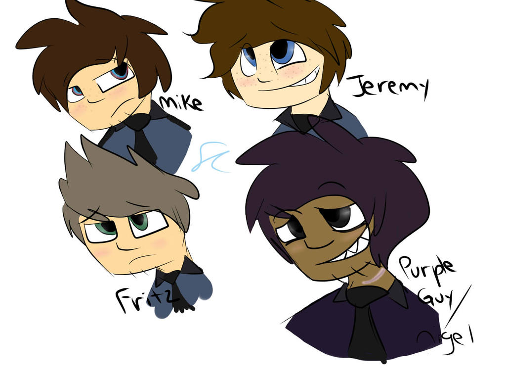 Which fnaf night guard are you reanimators