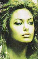 Angelina Jolie by bllak-birdz