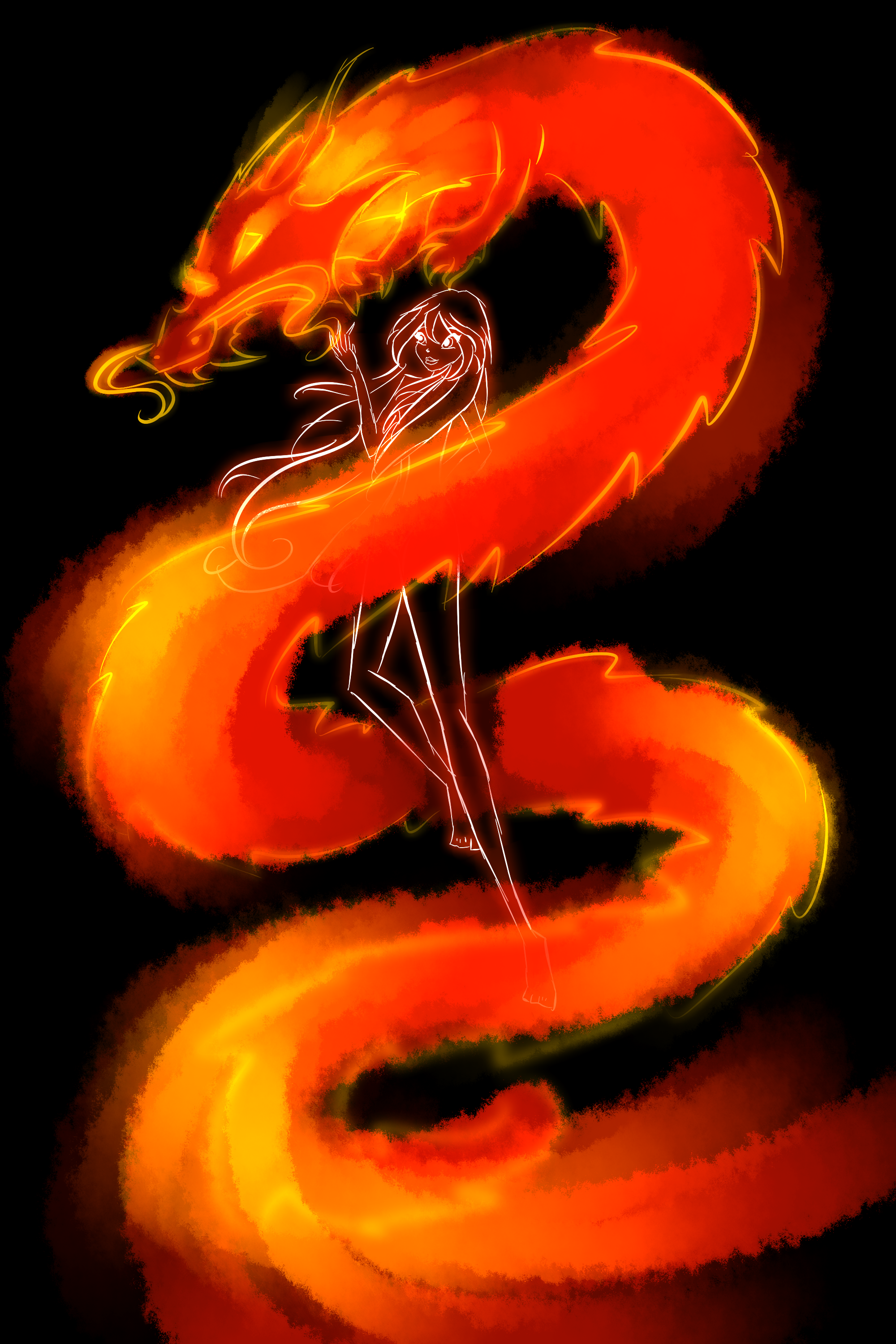 magic of dragon flame by sorceressignis on deviantart