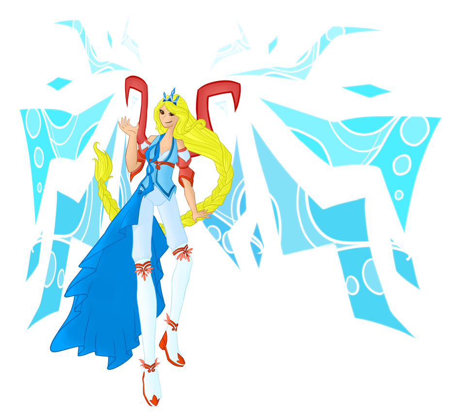 Insignix Fairy: Marta by SorceressIgnis