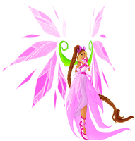 Insignix Fairy: Flora by SorceressIgnis