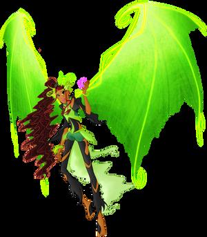 Thunderix Fairy: Aisha