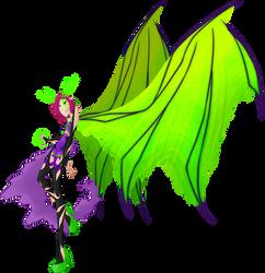 Thunderix Fairy: Tecna