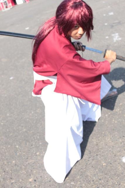 Himura Kenshin by achied90