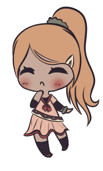 Casual Cutie Girl Custom by StarSheeps