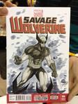 Wiz World Chicago 2013 Commission - Wolverine