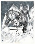 Colossus Magik ArchAngel